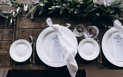 Royston House – Sunset Dinner