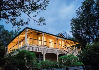 Mt Barney Lodge