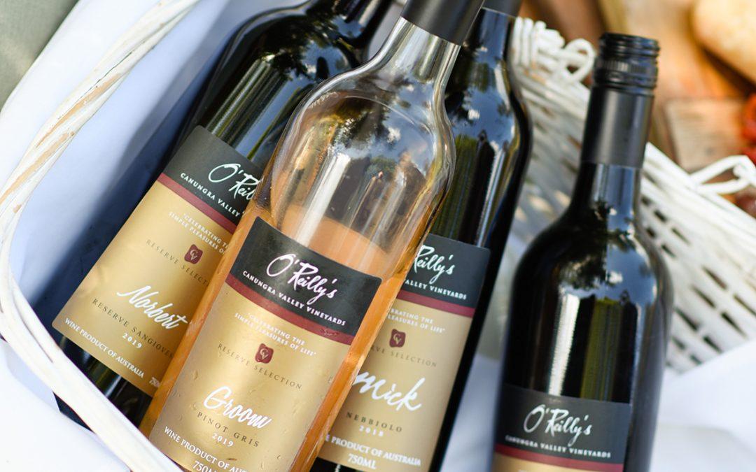 Wine Canungra Valley Vineyards
