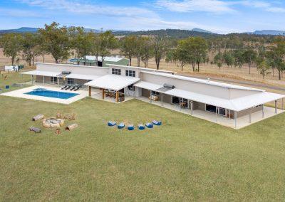 Skyline Farm House
